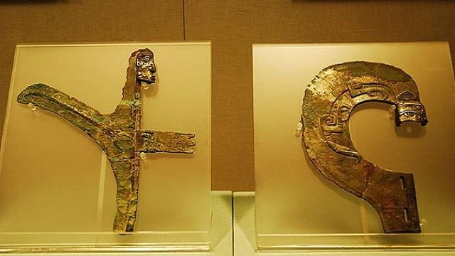 穿越千年,赏析古代精巧的兵器铸铜艺术!